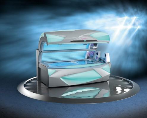 solarium Ergoline Prestige 1400