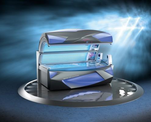 solarium Ergoline Prestige 1200