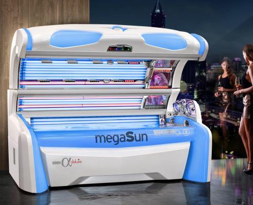 solarium megasun 6900
